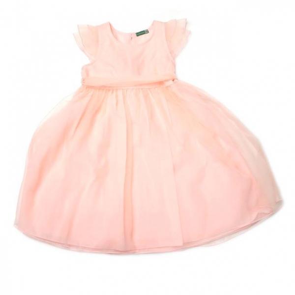 Платье для девочки, св.розовый, 762539ор