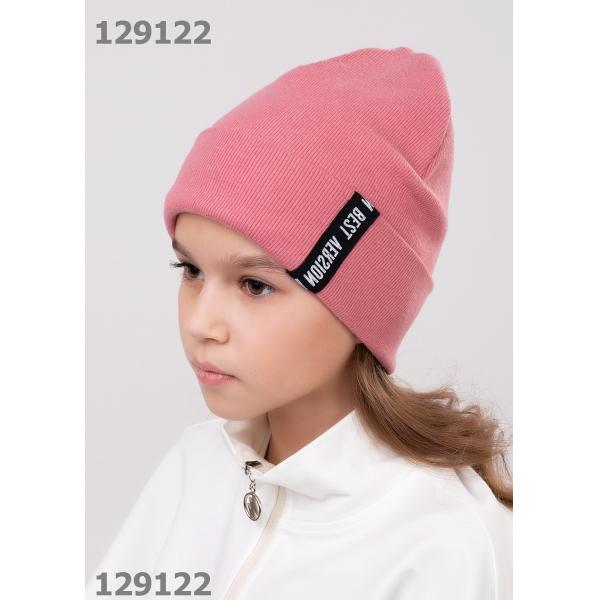 Шапка детская, 811807ш т.розовый