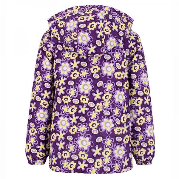 Куртка для девочки, фиолетовый, Нева 50-17в