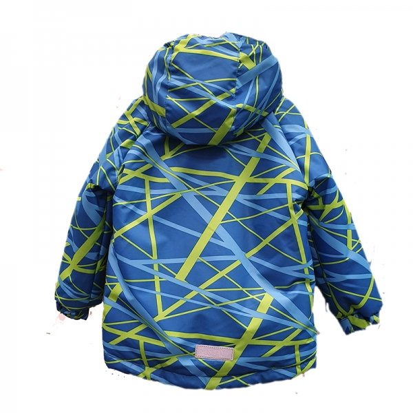 "Куртка, для мальчика, А 35-17 ""Паутина"""