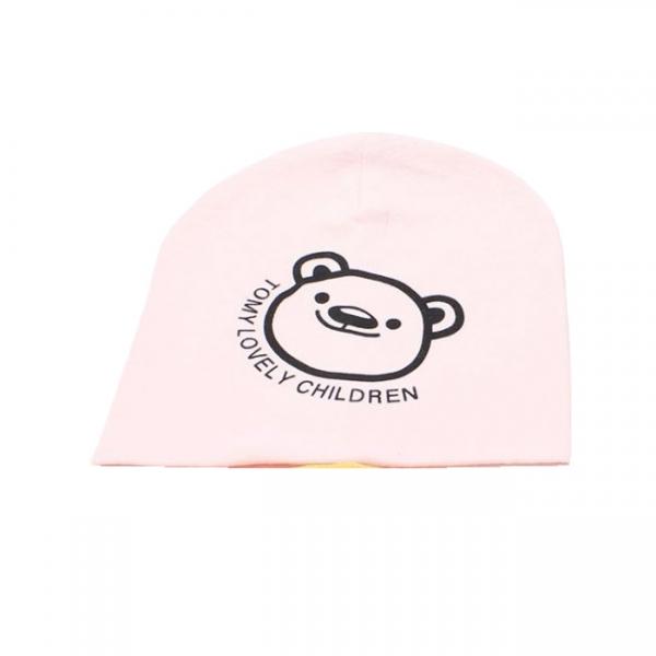 Шапка детская, розовая, Арт. 70146