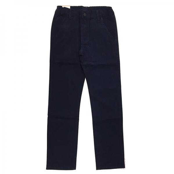 Брюки  для мальчика, т.синий,  Арт.B19015L