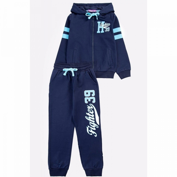 Костюм для мальчика, т.синий, 01064_BAT