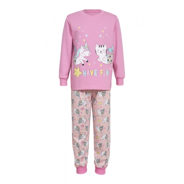 Пижама для девочки, 7-21-1