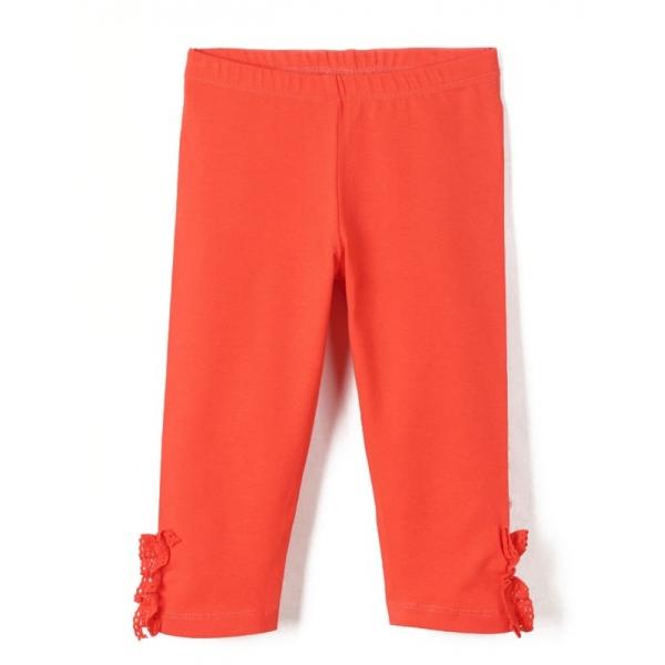 Бриджи для девочки, Оранжевый, CSKG 70033-29-271