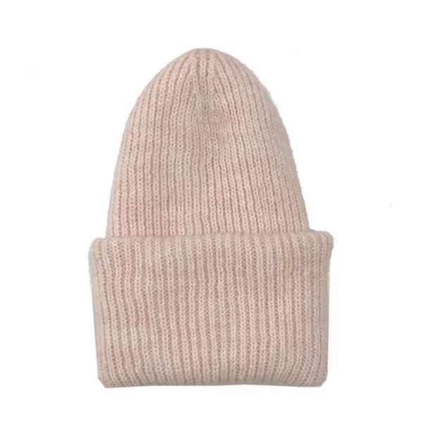 Шапка детская, св.розовый, Арт. 50071