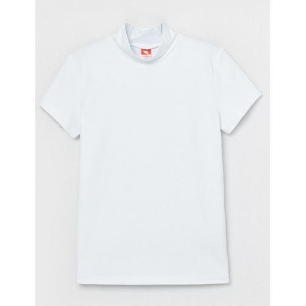 Водолазка для девочки, Белый, CWJG 62791-20