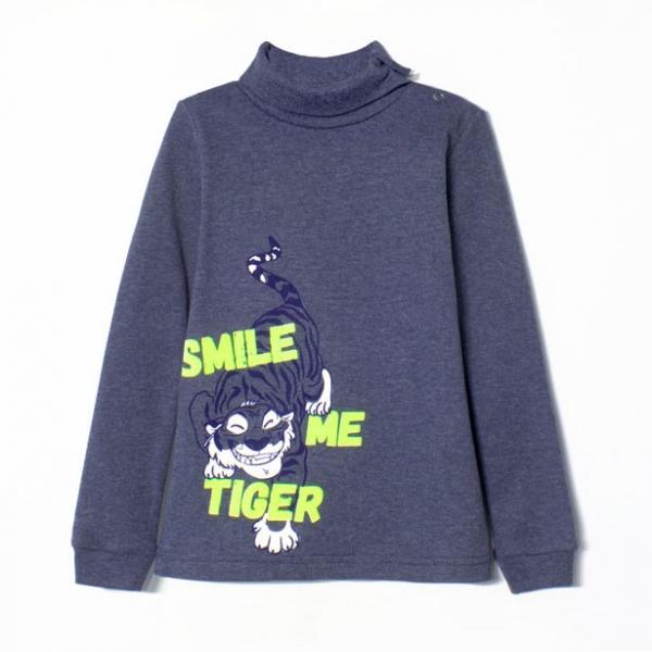 Джемпер термо, 1162-002/20, SMILE ME, Индиго