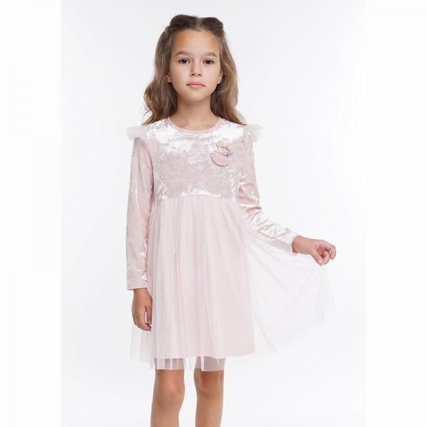 Платье д/д, св.розовый, 704877/78бх