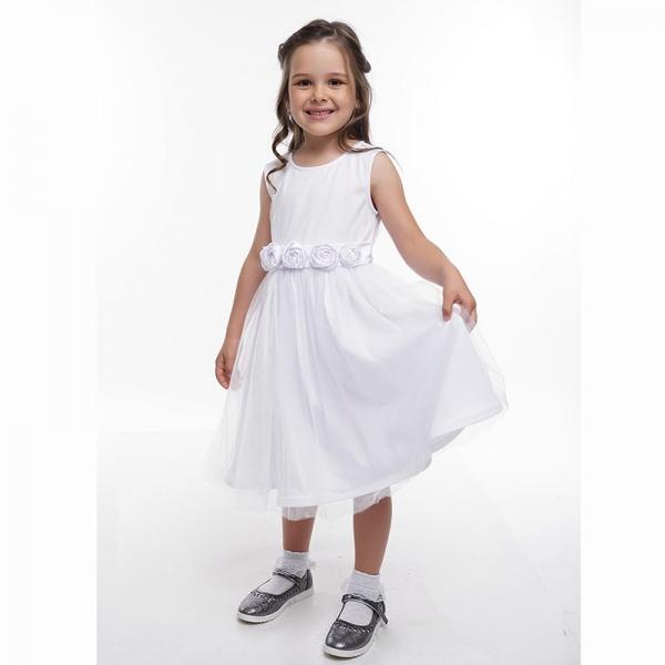Платье д/д, белый, 794358/49ес