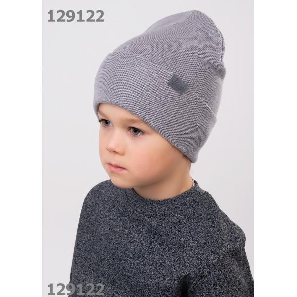 Шапка детская, серый, 902285ха