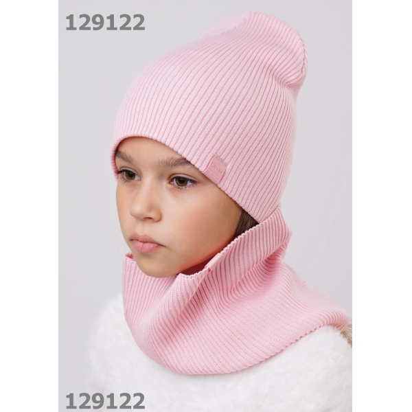 Шапка детская, розовый, 901107ха
