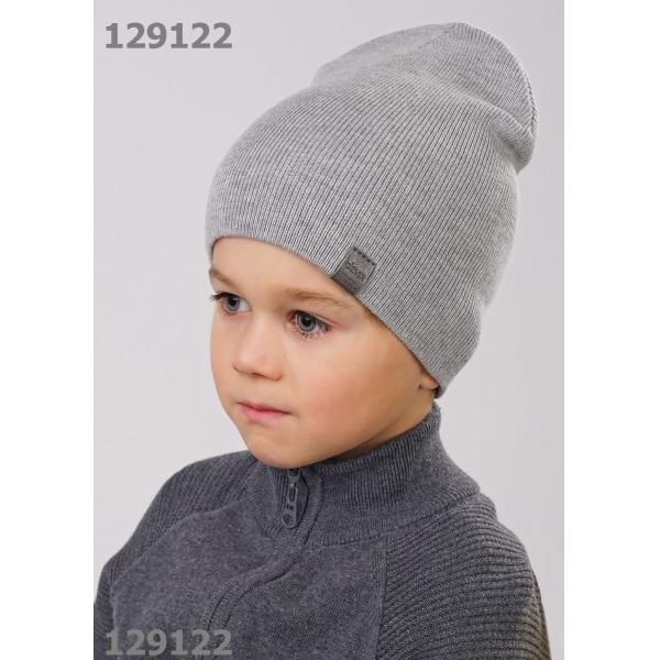 Шапка детская, серый, 901107ха