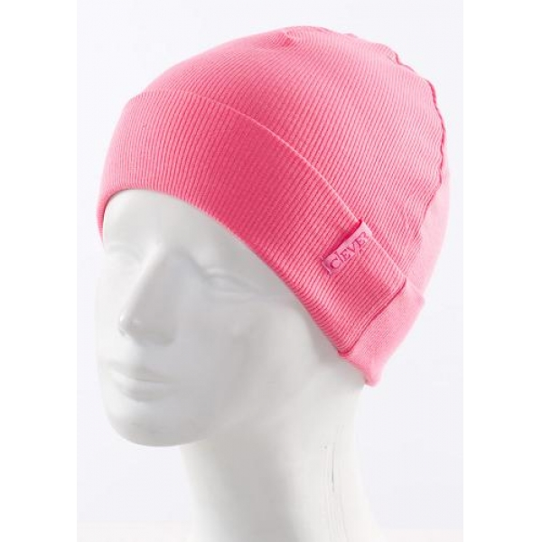 Шапка, розовый, CLE