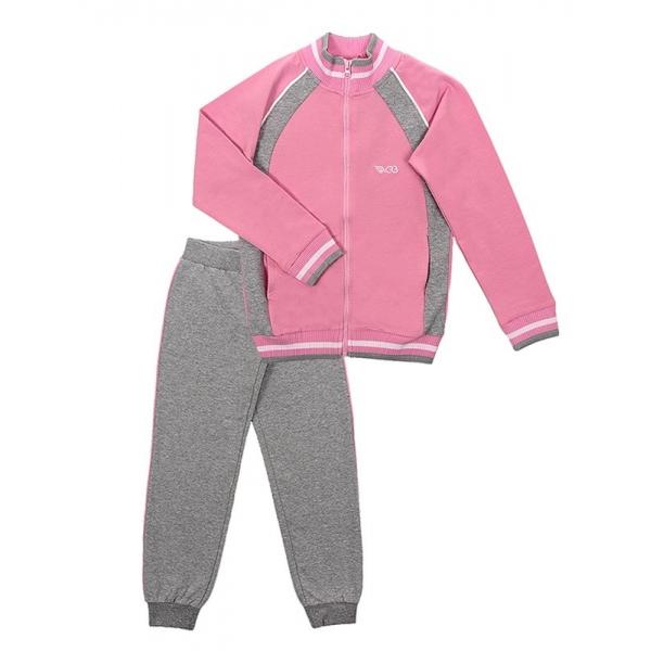 Костюм для девочки, св.розовый, CAJ 9655