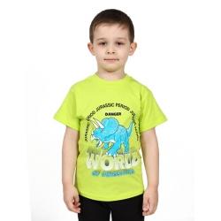 Футболка, зеленое яблоко, Н002-5944