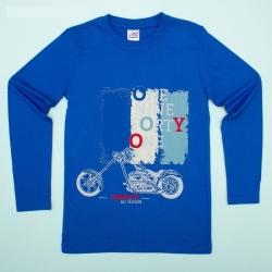 Джемпер для мальчика, цвет синий, 50005