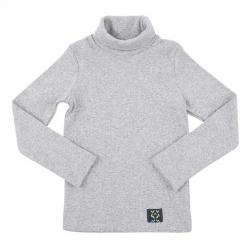 Джемпер для мальчика, серый меланж Ск, К 3069