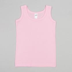 Майка для девочек, цвет розовый, 10096 3564441