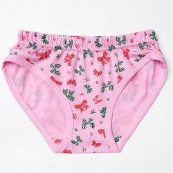 Трусы для девочки, розовый, 10770
