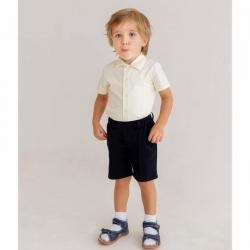 Рубашка для мальчика, КР92, 17-02-02