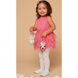 Платье для девочки, розовый Antlia, 524106004