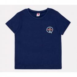 Фуфайка для мальчика, глубокий синий, К 300968
