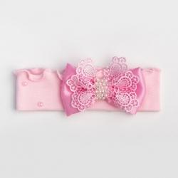 Повязка детская, розовый, АРТ.10078