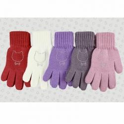 Перчатки детские, шерсть, *TG-141