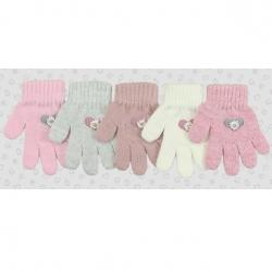 перчатки детские, шерсть, *TG-174