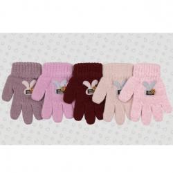 Перчатки детские, шерсть, *TG-196
