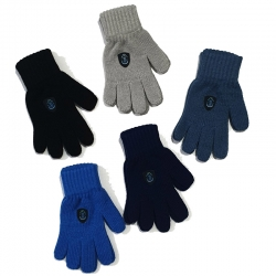 Перчатки, одинарная вязка, TG-070