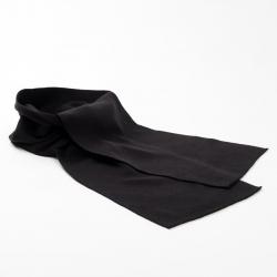 Шарф детский, цвет чёрный, (размер 137 Х 21 см) 1196 3045050