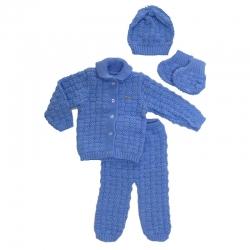 Костюм грудничковый, голубой, n169358