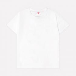 Футболка детская, цвет белый, К 3050 Ал