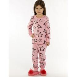 Пижама детская, цвет розовый, GP 045-003
