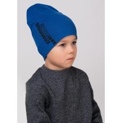 Шапка детская, 811395/2рп синий