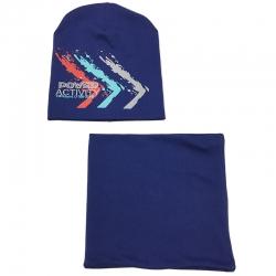 Комплект детский, ярко-синий, Арт. 7079