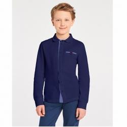 Сорочка для мальчиков, темно-синий, 413102001 Arn
