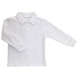 Сорочка для мальчика, белый, арт.17-01-02