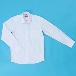 Сорочка для мальчика, белый, TC2d M