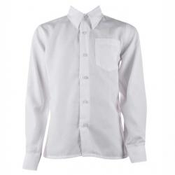 Сорочка для мальчика, белый, 16