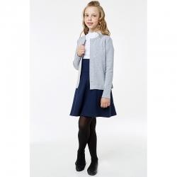 Кардиган для девочки, цвет меланж, 2S5-001-11811