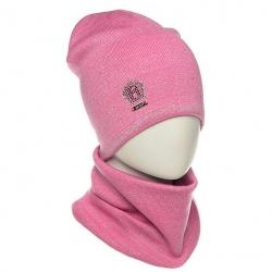 Комплект для девочки,  яр.розовый, 2059