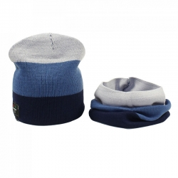 Комплект для мальчика, серый, синий, т.синий, Арт. 5943
