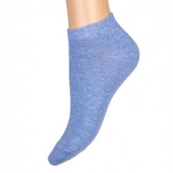 Носки женские, голубой, С1422