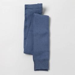 Легинсы детские плюшевые ЭЛ4М, цвет джинс