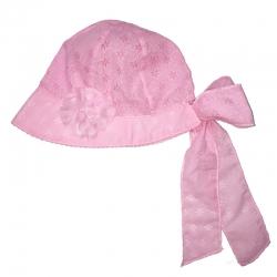 Бандана для девочки , розовый,  Milli модель Инна