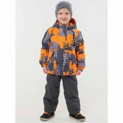Комплект для мальчика Даник, оранж,  2095