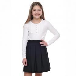 Джемпер для девочки, белый, 794150г